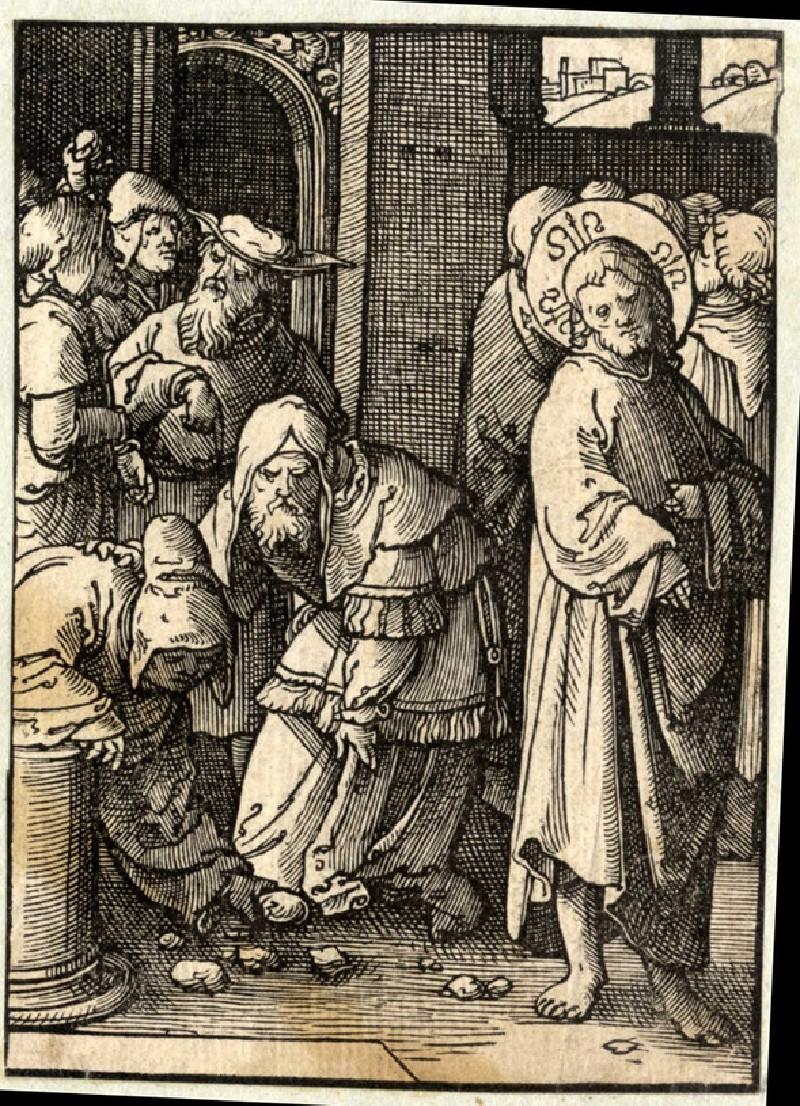 Christ in danger for stoning