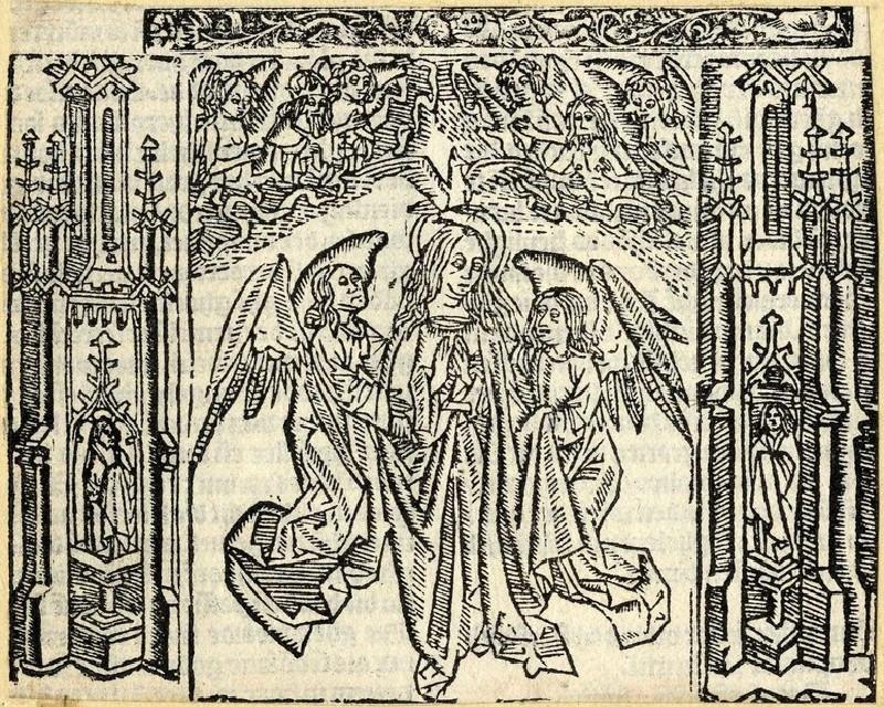 The Assumption of Mary (WA1863.7188, record shot)