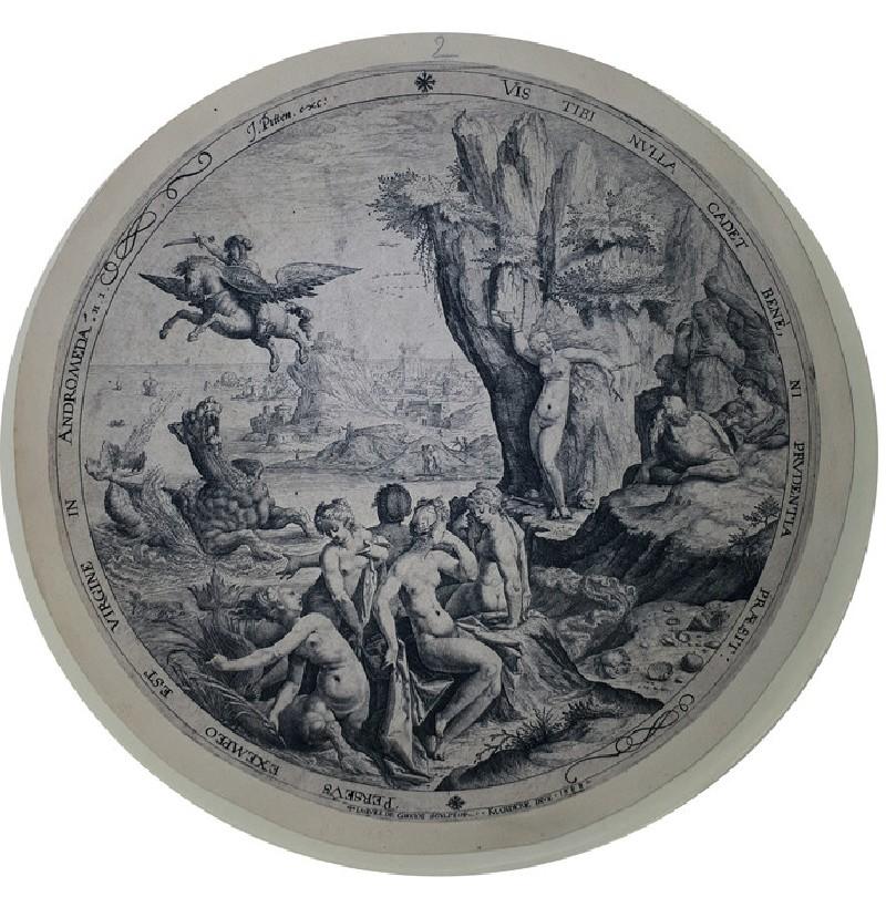 Perseus liberating Andromeda (WA1863.7997, record shot)