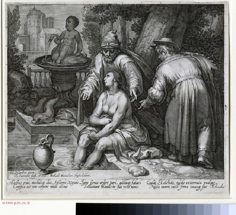 Susanna and the Elders (WA1863.8752, record shot)