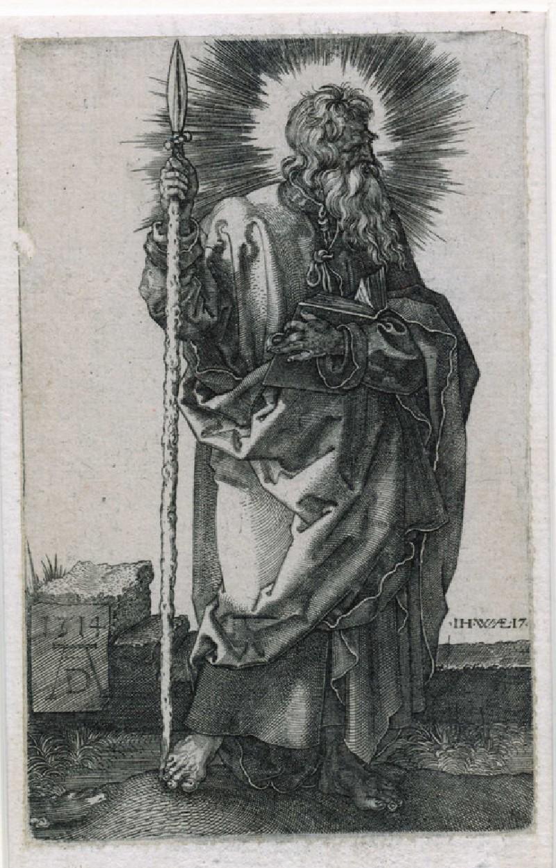 St Thomas (WA1863.9027, record shot)