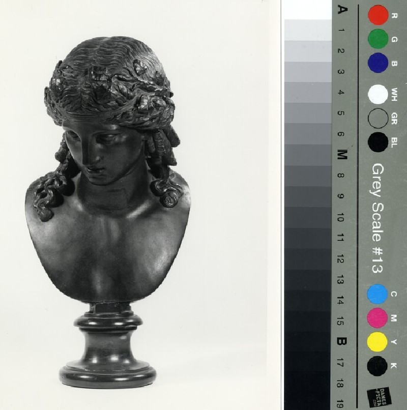 Bust of Ariadne (WA1889.CDEF.B405, record shot)