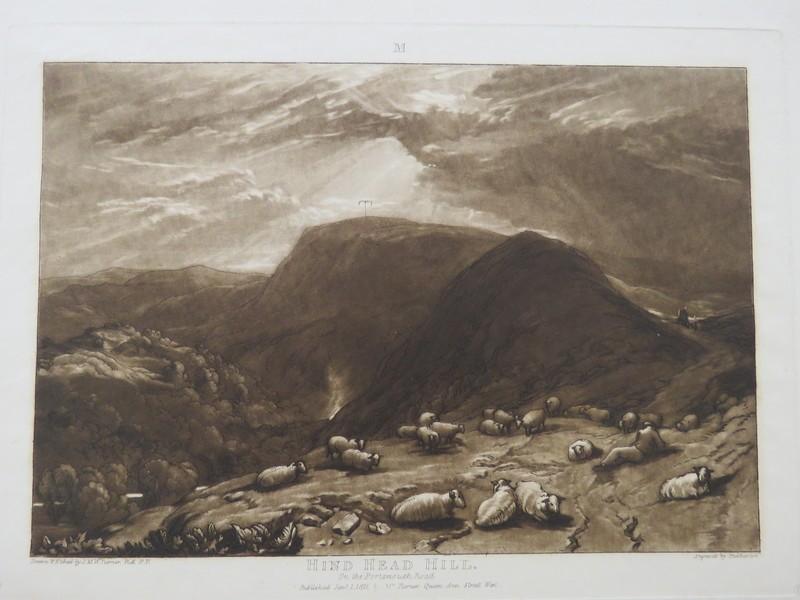 Hind Head Hill (from the Liber Studiorum)