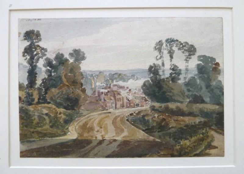 A Lane near Hampstead