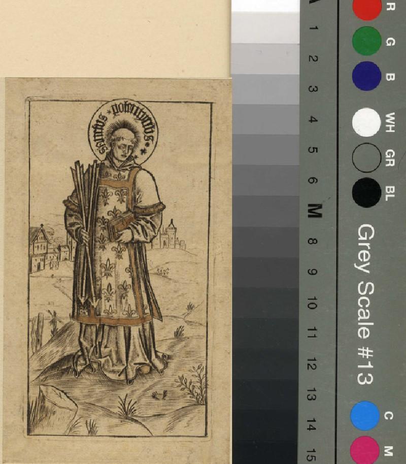 St Potentinus