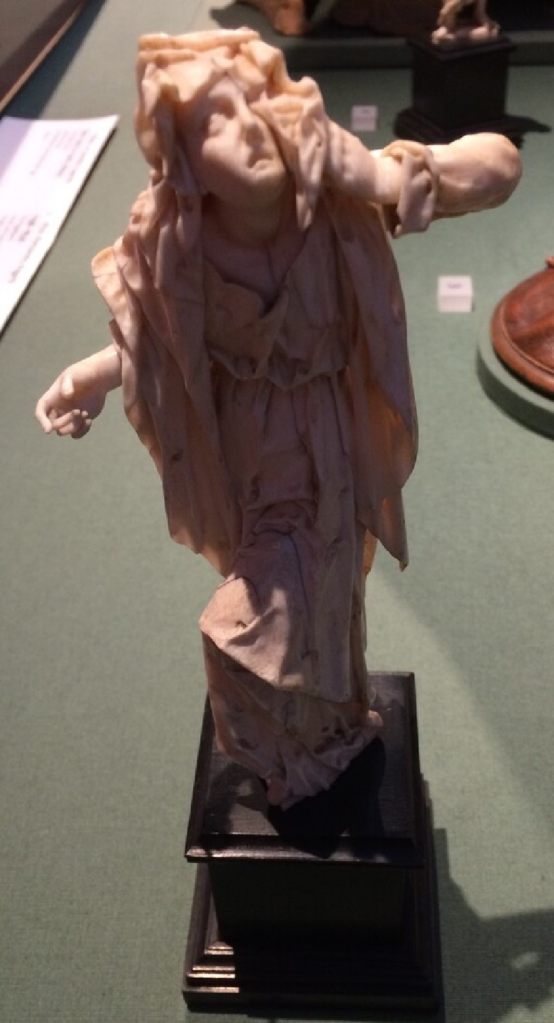 Figure of the Virgin Mary