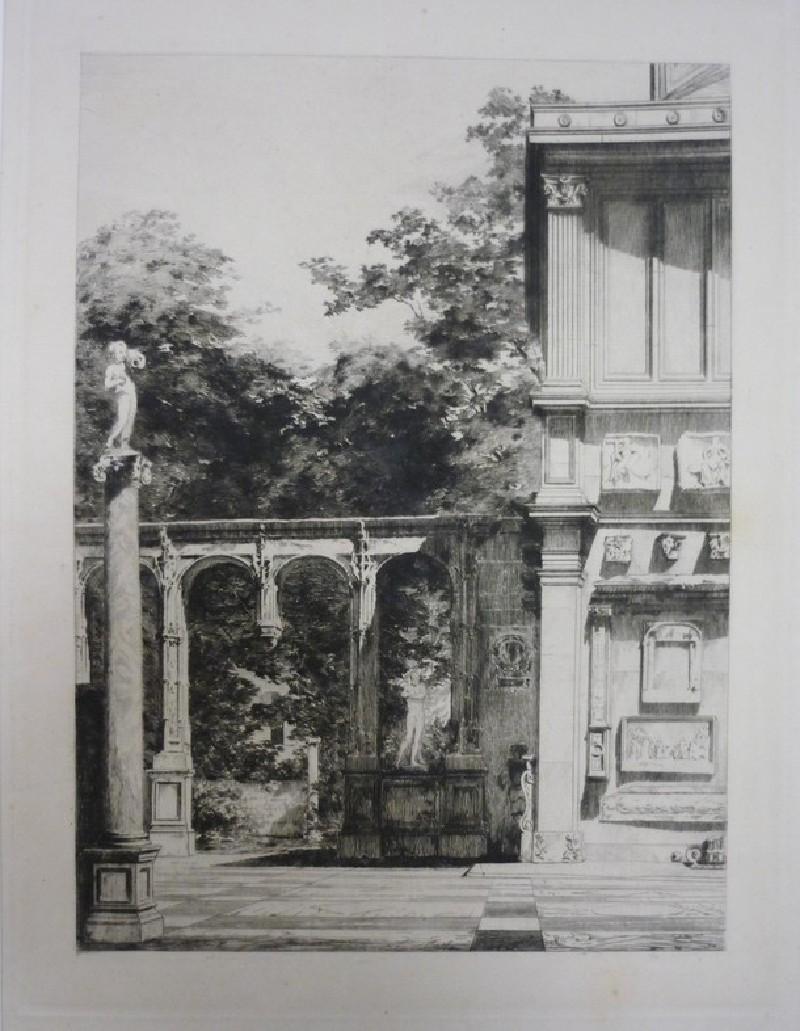 French Academy at Rome (WA1957.3.13, record shot)