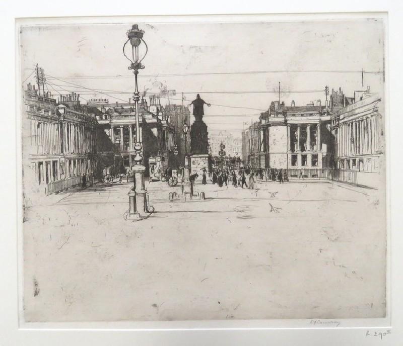 Waterloo Place (WA1964.75.380, record shot)
