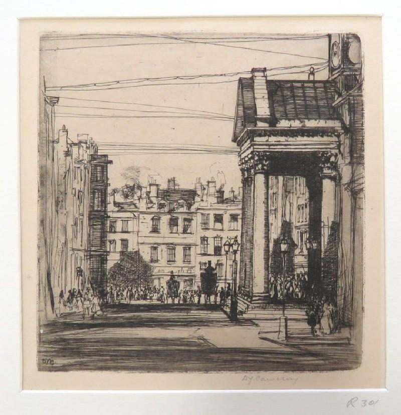 St George's, Hanover Square (WA1965.59.4, record shot)