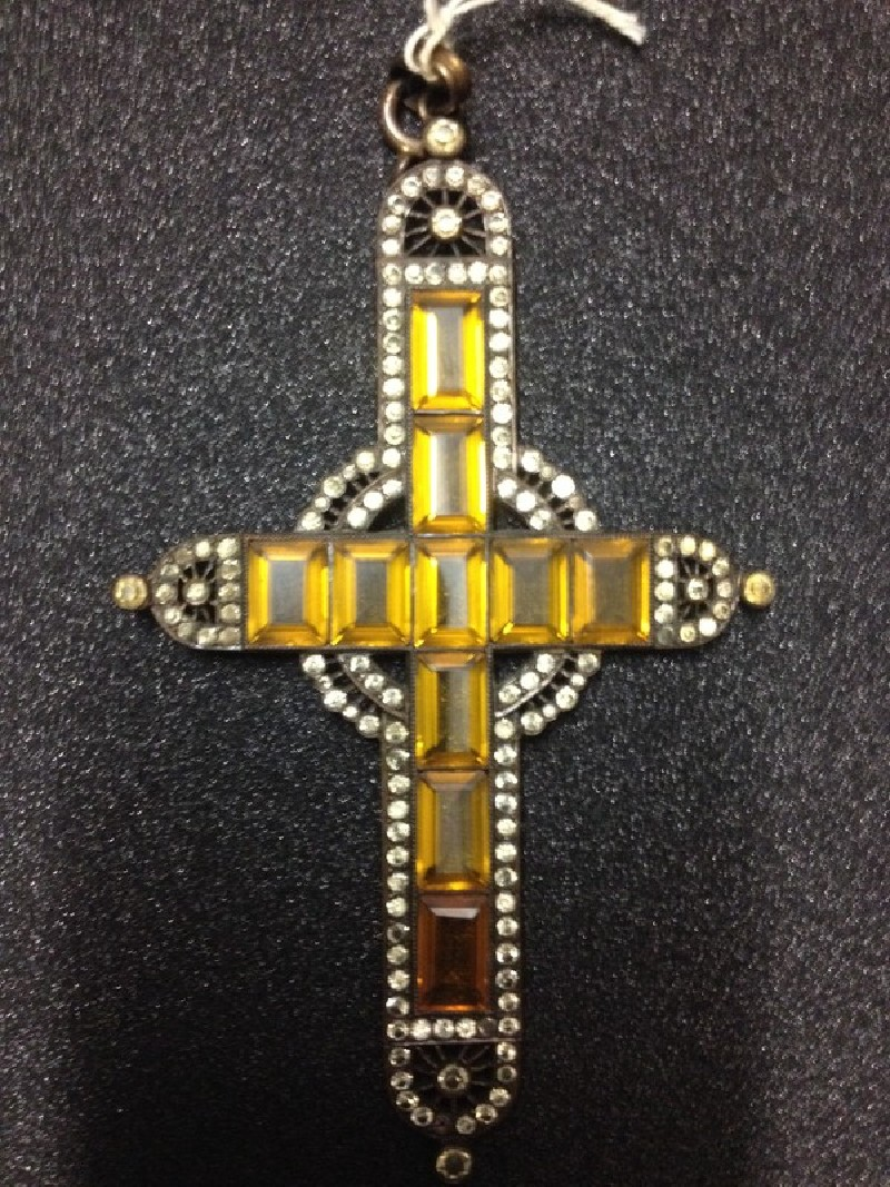 Latin pectoral cross