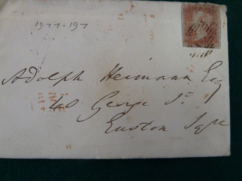 Letter to Dr Adolph Heimann, 'I am indeed rejoiced to hear of your appointment'