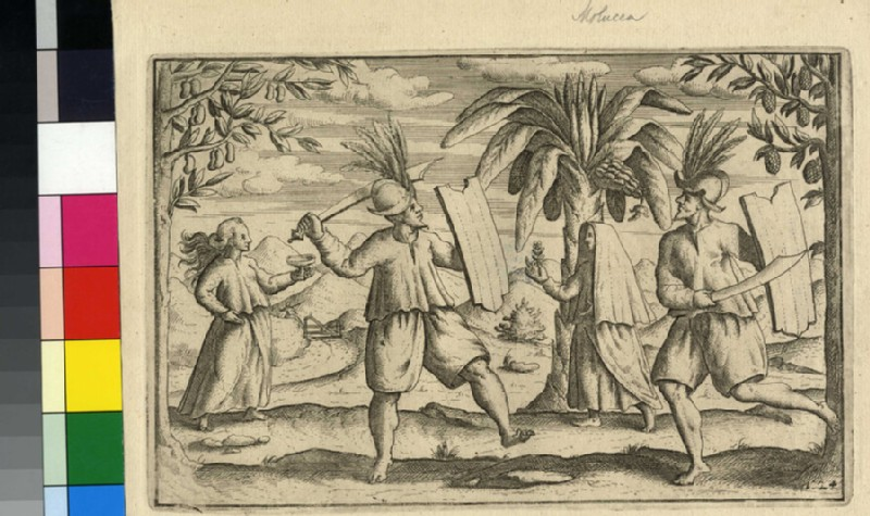 Warriors and women of the Moluccas