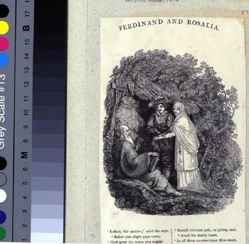 Ferdinand and Rosalia
