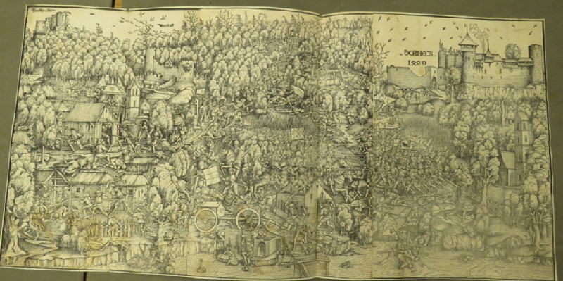 The Battle at Dornach