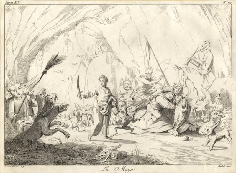 La Maga (WA2003.Douce.1833, record shot)