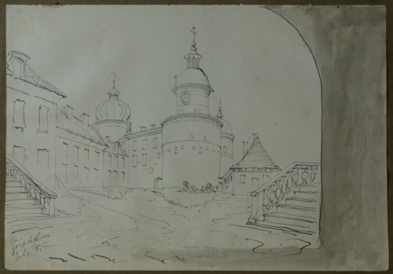 Gripsholm Castle, Sweden (WA2004.111.22, record shot)