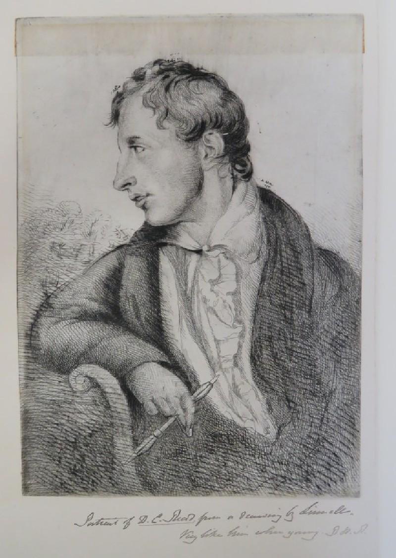 Portrait of D.C. Read