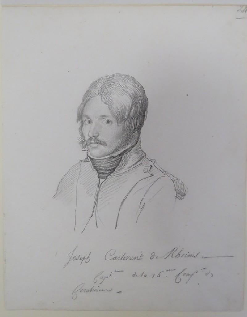 Portrait of Joseph Carlevant