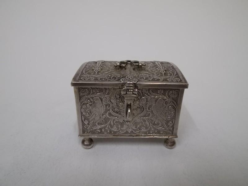 Marriage casket (WA2013.1.178, record shot)