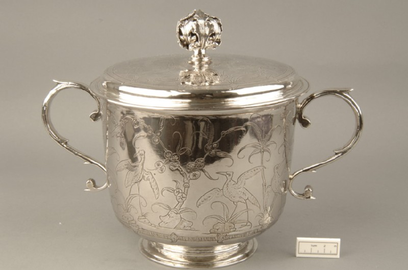 Cup and cover