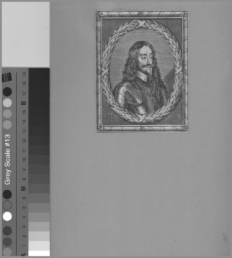 Portrait of Charles I (WAHP11364, record shot)