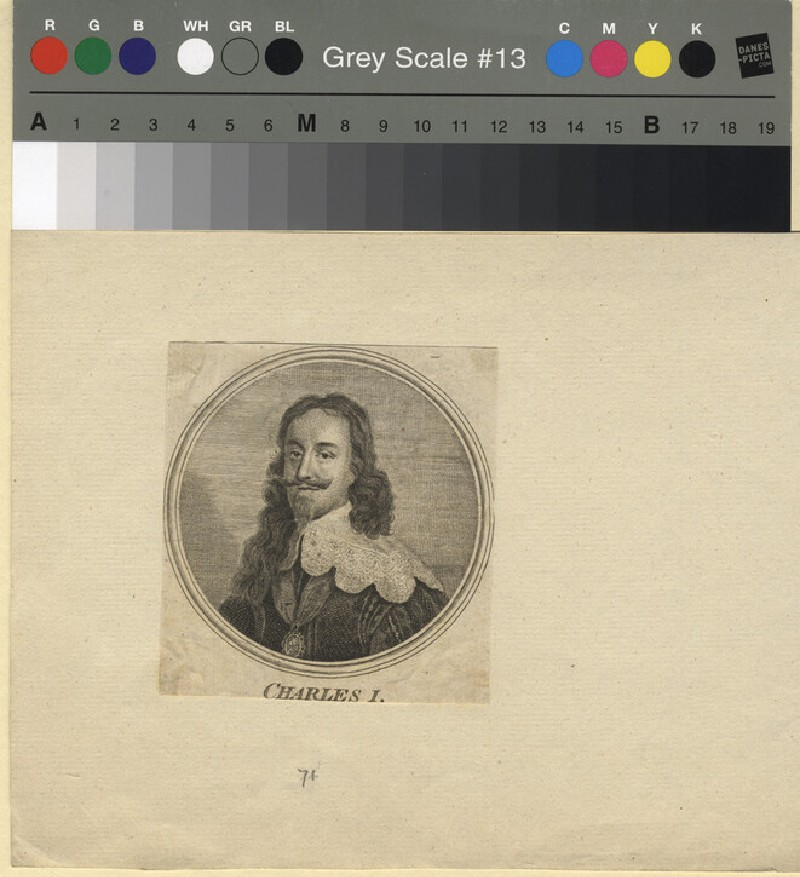 Portrait of Charles I (WAHP11410.1, record shot)
