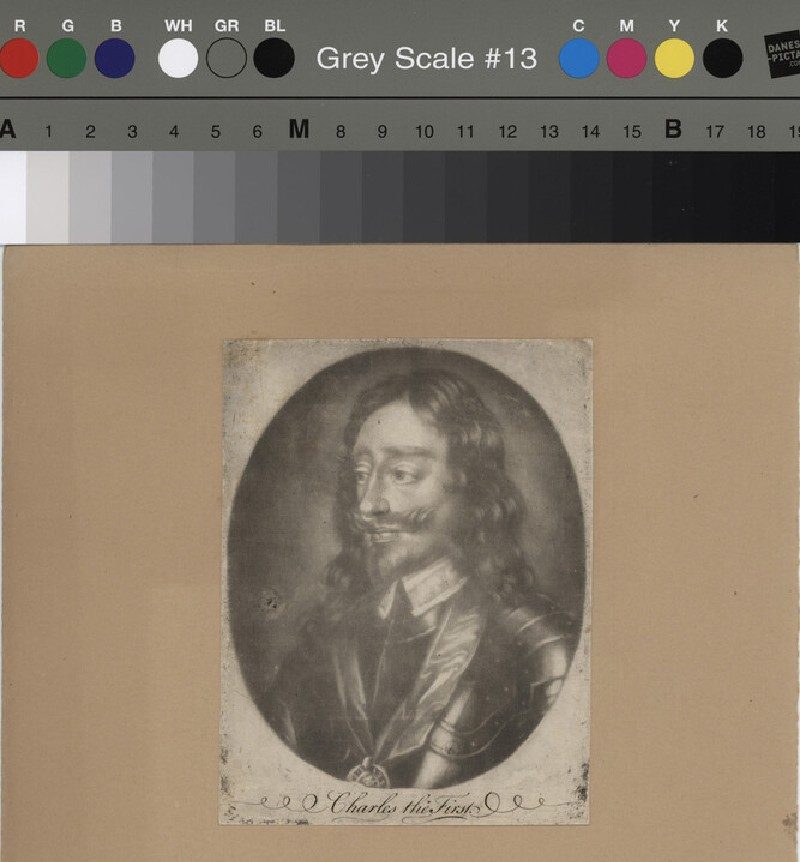 Portrait of Charles I (WAHP11580, record shot)