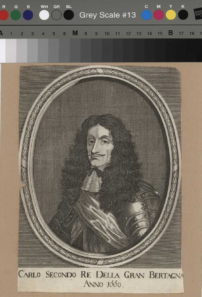 Charles II (WAHP11750, record shot)