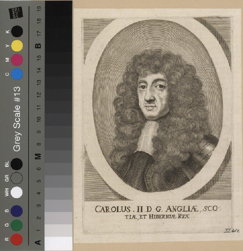 Charles II (WAHP11801, record shot)