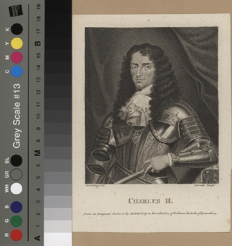 Portrait of Charles II (WAHP11813.1, record shot)