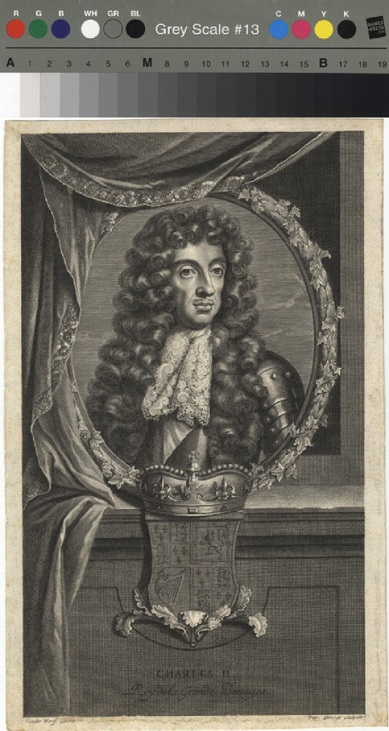 Portrait of Charles II (WAHP11846.1, record shot)