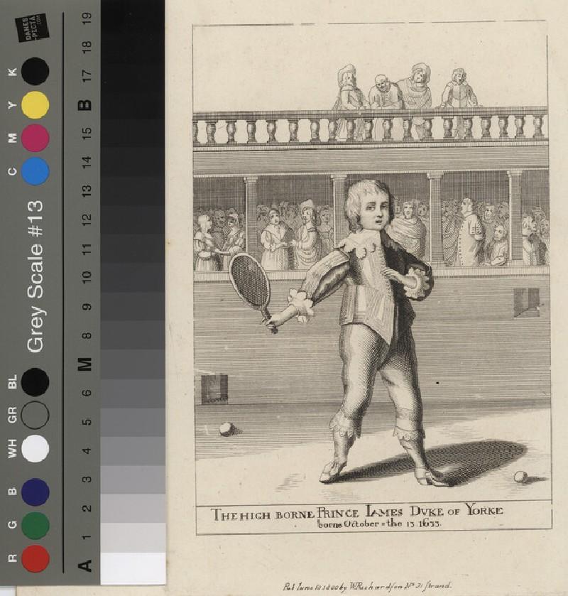 James II as Duke of York