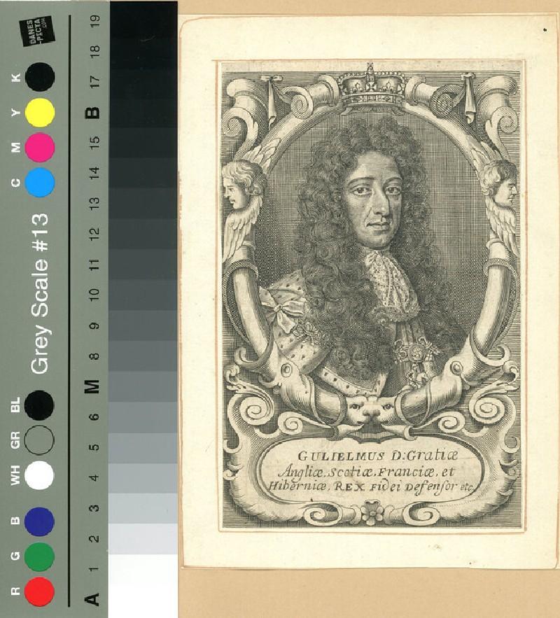 Portrait of William III (WAHP12010, record shot)
