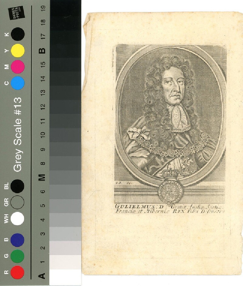 Portrait of William III (WAHP12011, record shot)