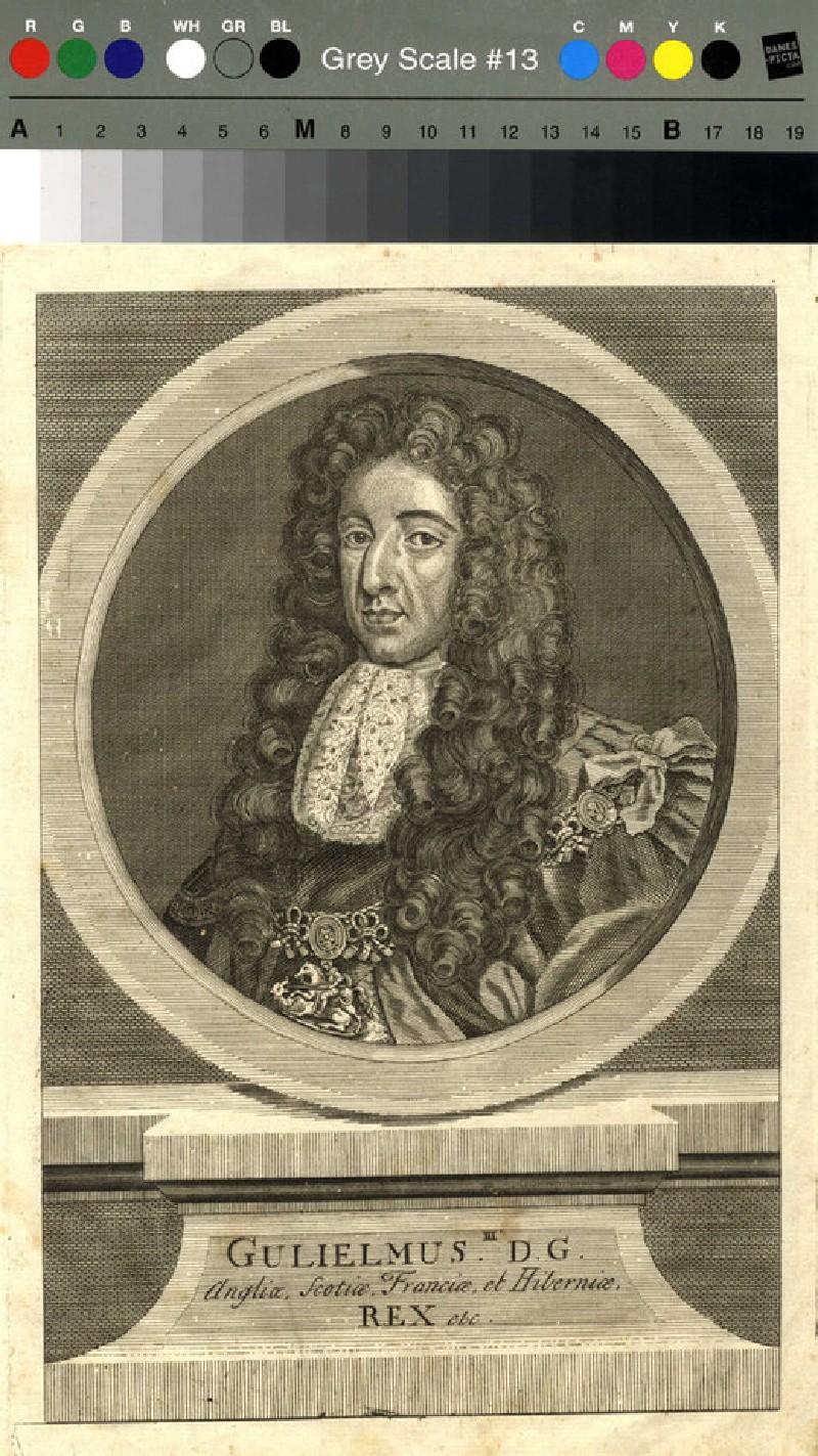 Portrait of William III (WAHP12013, record shot)