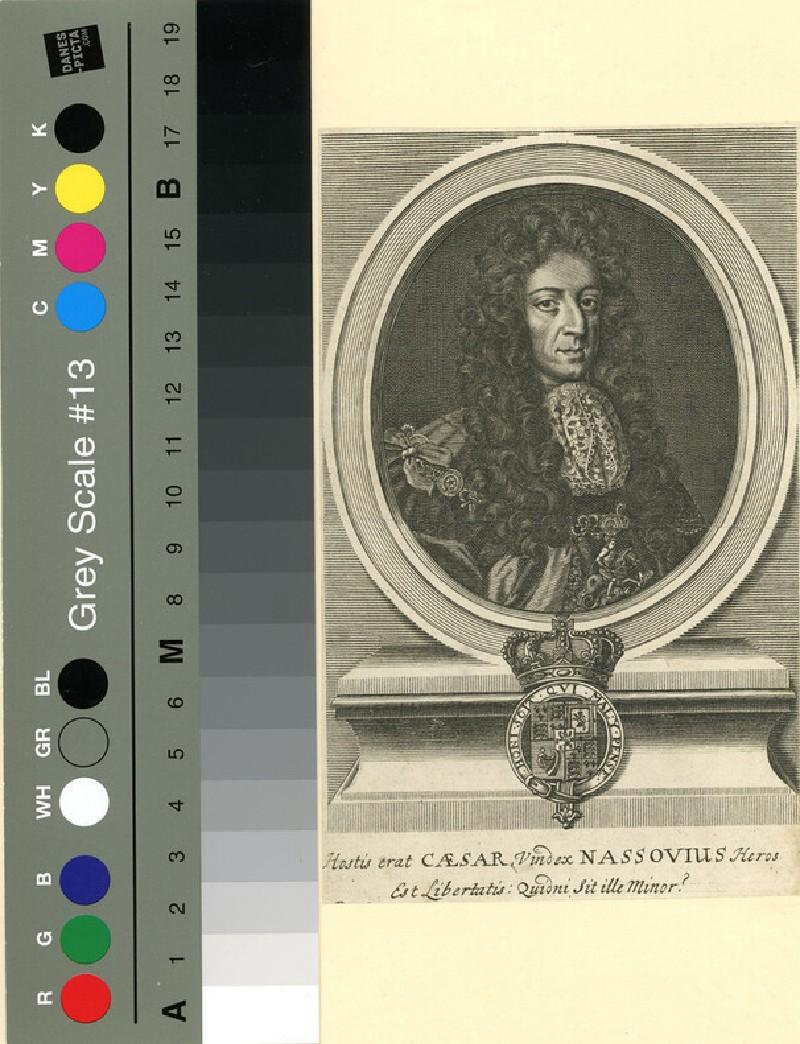 Portrait of William III (WAHP12014, record shot)