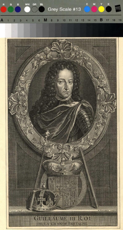 Portrait of William III (WAHP12022, record shot)