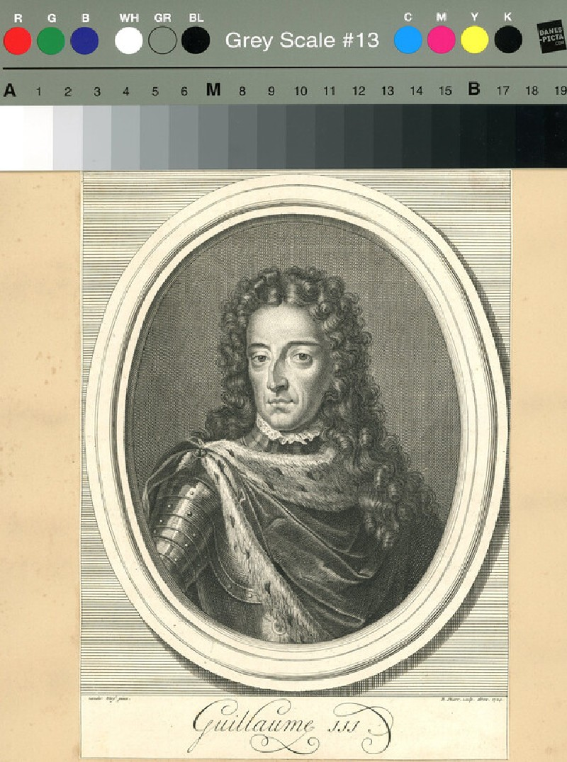 Portrait of William III (WAHP12025, record shot)
