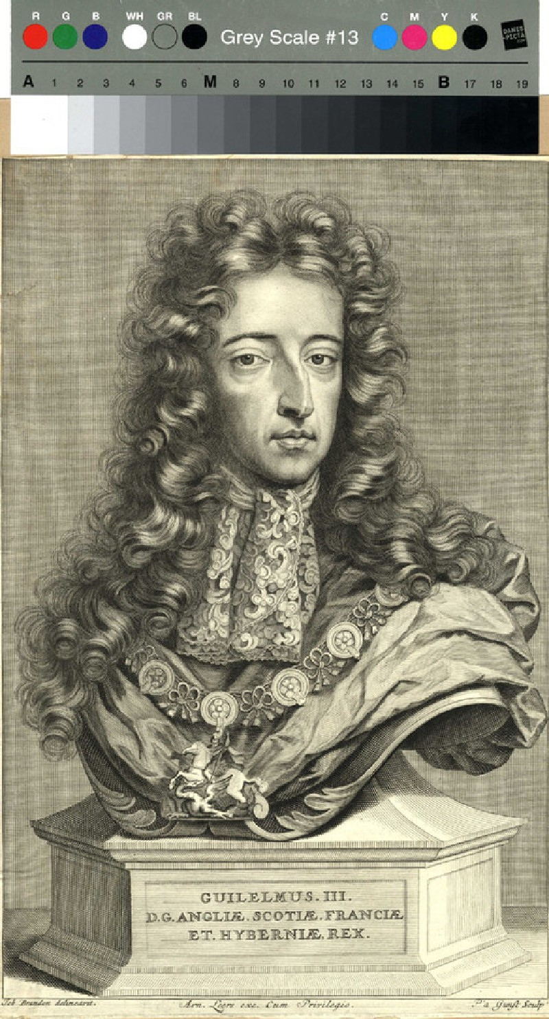 Portrait of William III (WAHP12029, record shot)
