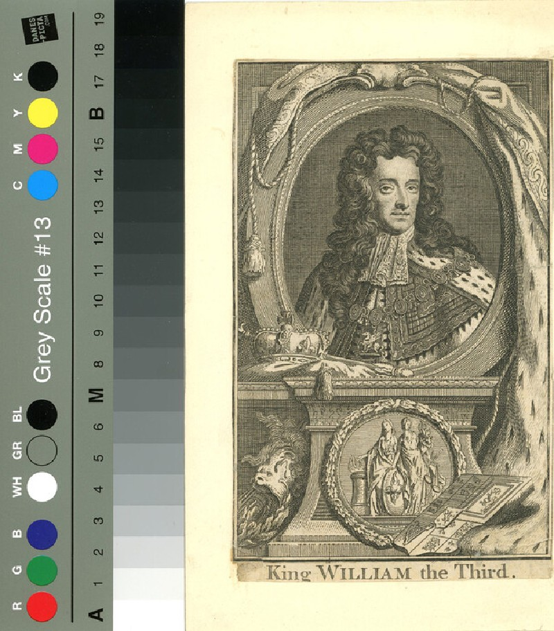 Portrait of William III (WAHP12036, record shot)