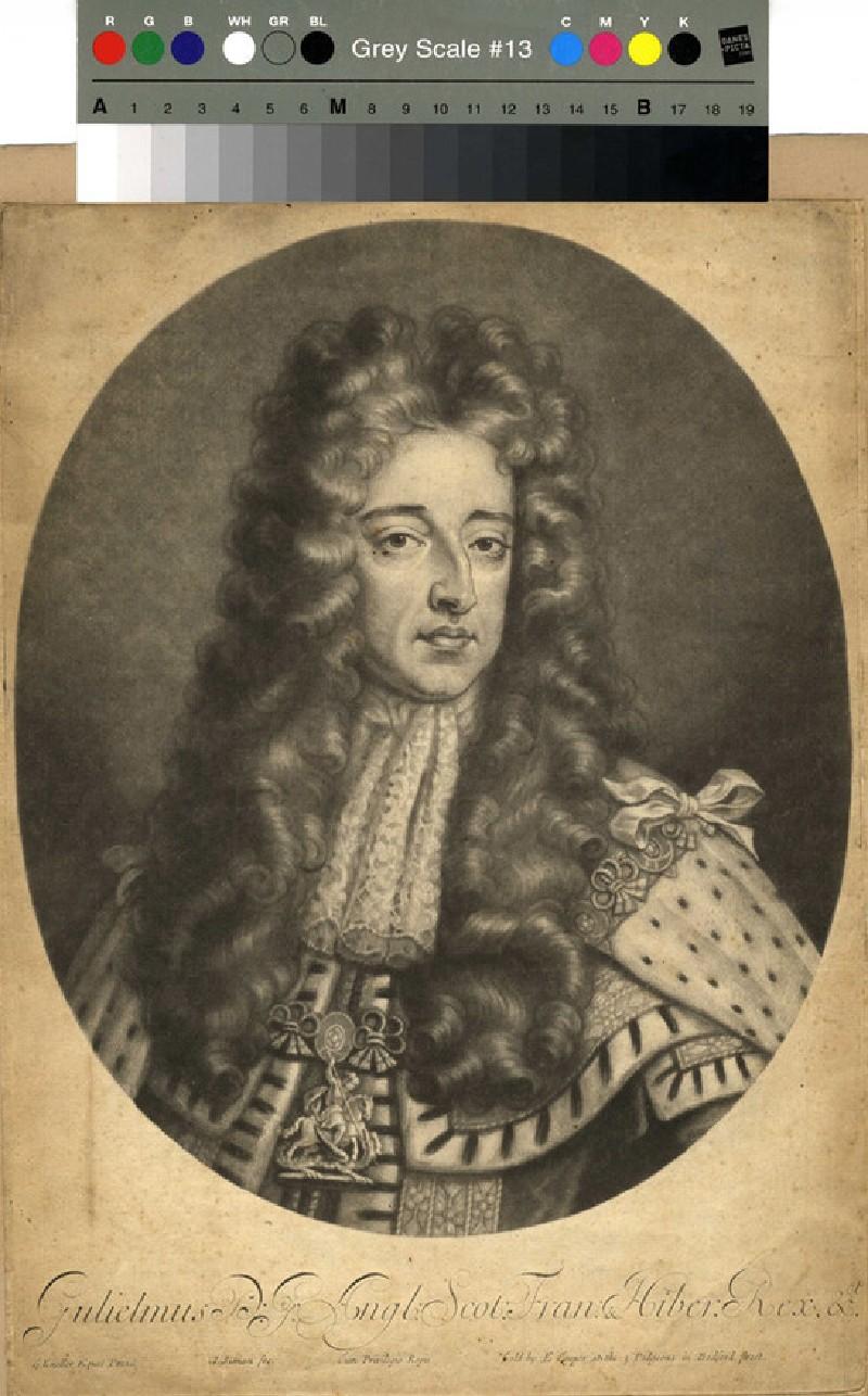 Portrait of William III (WAHP12042, record shot)