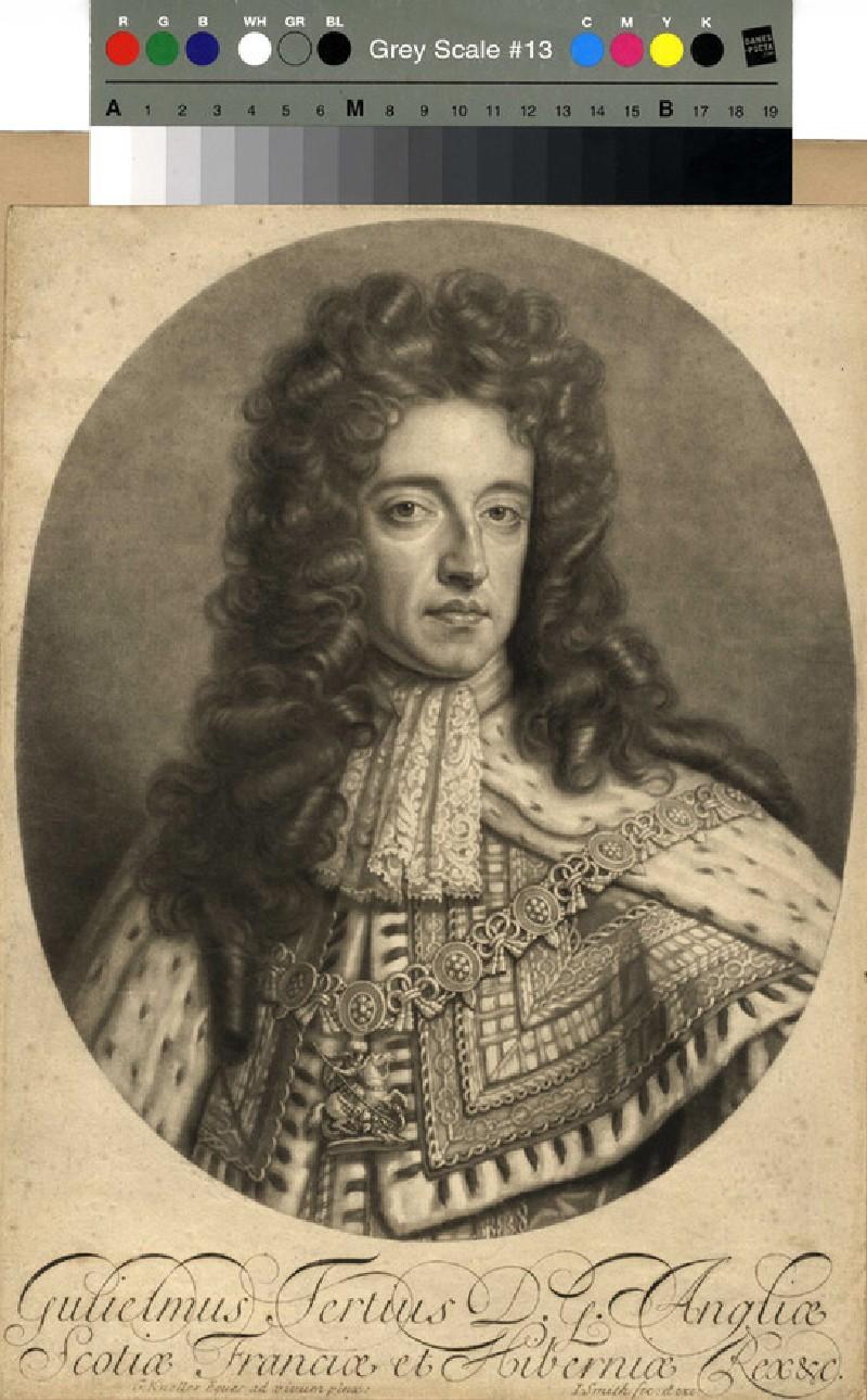 Portrait of William III (WAHP12043.1, record shot)