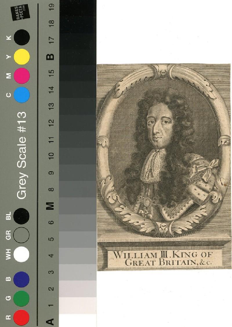 Portrait of William III (WAHP12049, record shot)