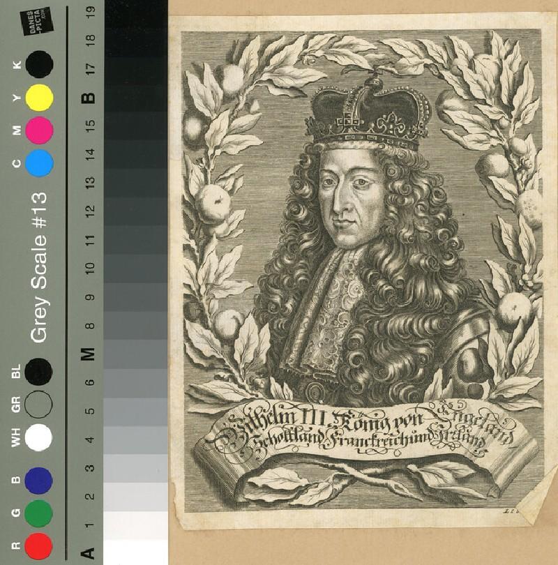 Portrait of William III (WAHP12054.1, record shot)