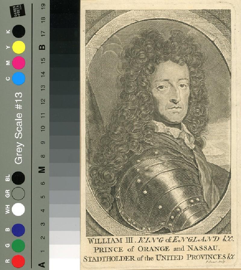 Portrait of William III (WAHP12060, record shot)