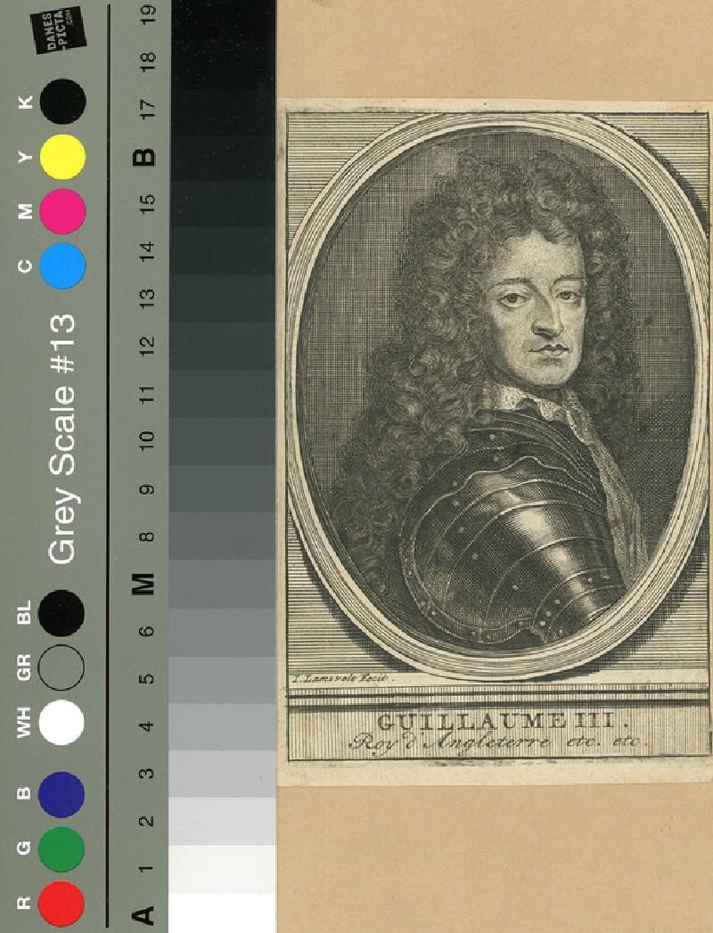 Portrait of William III (WAHP12064, record shot)
