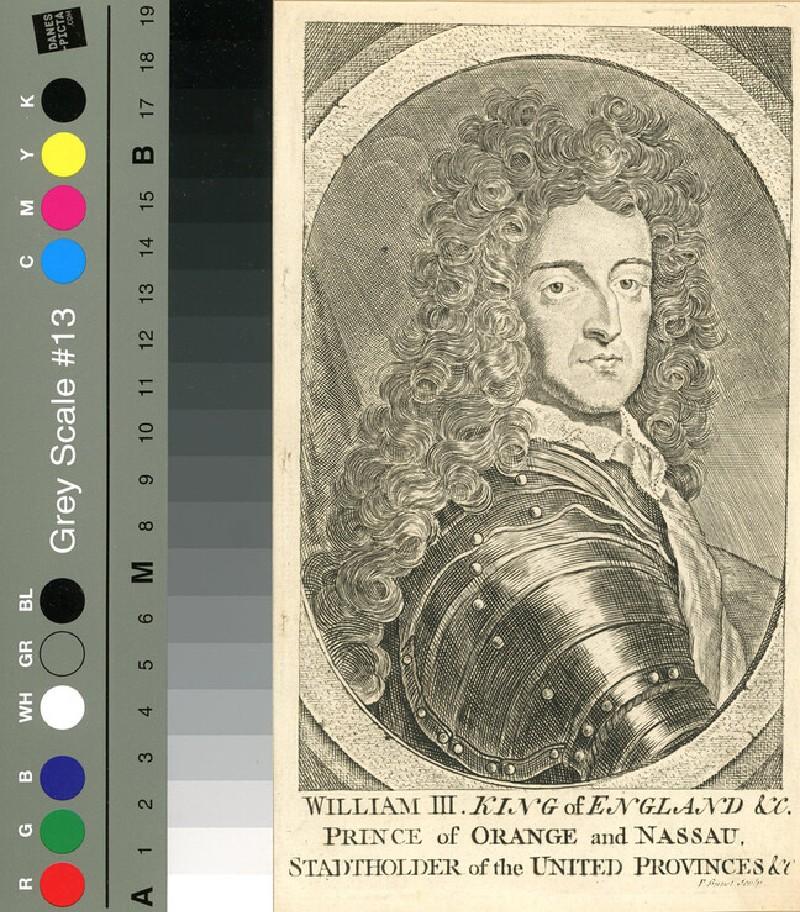 Portrait of William III (WAHP12066, record shot)