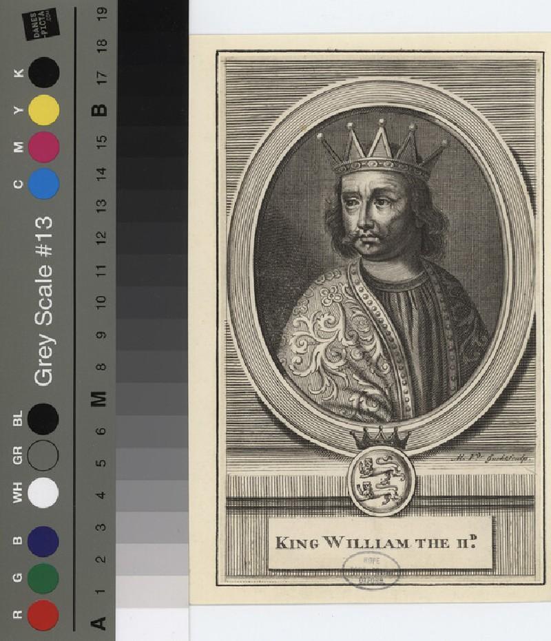 William II (WAHP12119, record shot)