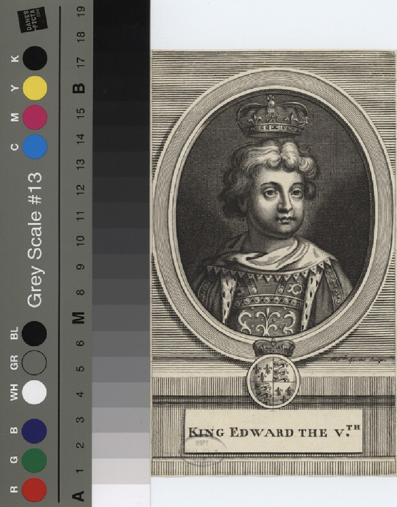 Portrait of Edward V (WAHP12136.1, record shot)