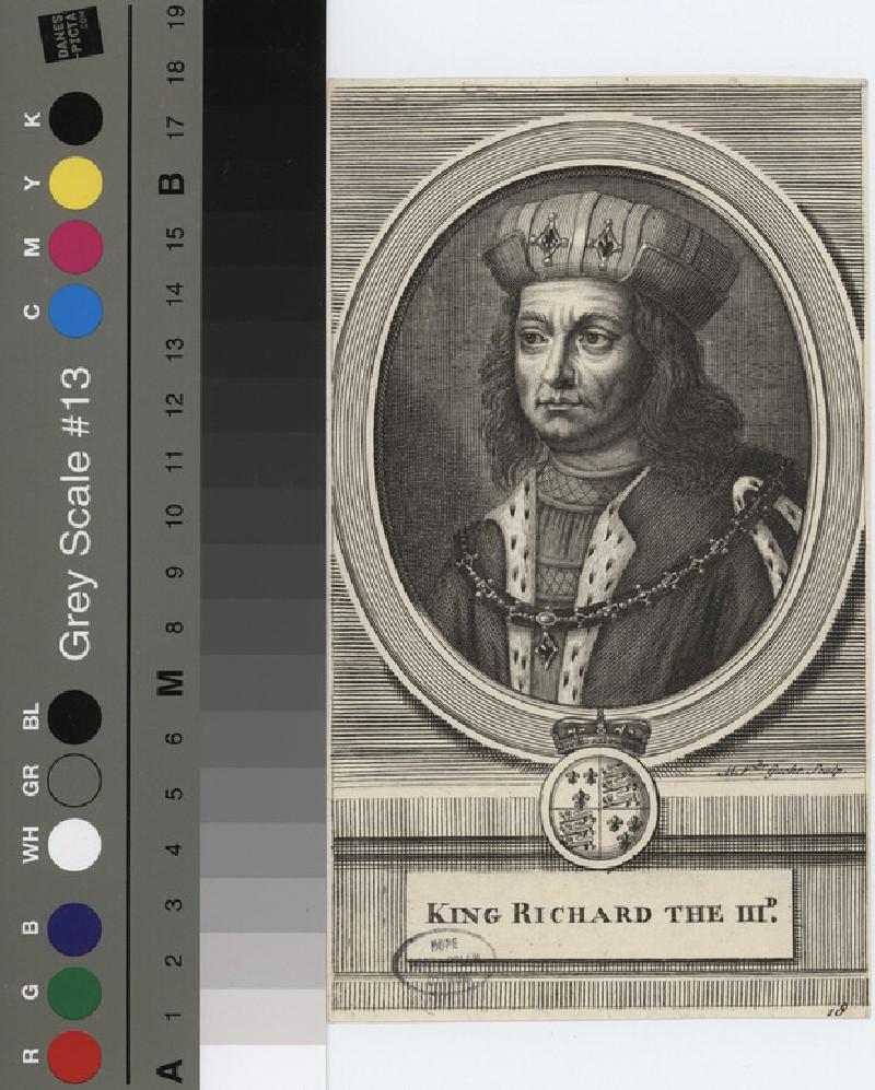 Portrait of Richard III (WAHP12137.1, record shot)